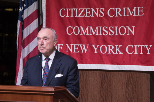 NY Crime Commission Annual Awards Ceremony
